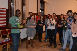 Erasmus+ International Dinner, 17 martie 2016