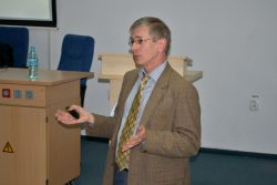 Visiting professor Michael Day, 6-7 martie 2014