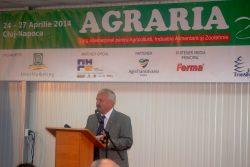 Agraria, 24-27 Aprilie 2014