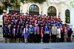 Curs festiv Facultatea de Zootehnie și Biotehnologii, 29 mai 2014