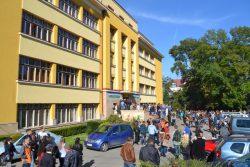 Deschiderea anului universitar 2014-2015, 30 septembrie 2014