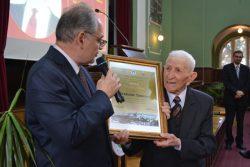 Prof. dr. Vasile Nilca la 100 de ani, 29 octombrie 2014