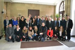 Evaluare de către EAEVE a Facultății de Medicină Veterinară Cluj Napoca, 24-28 noiembrie 2014