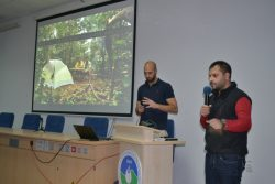 Lectures on scientic expeditions & Photo Gallery, 10 decembrie 2014