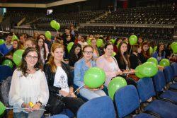 ncheierea Anului Universitar - Sala Polivalentă, 22 mai 2015