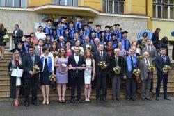 Curs festiv Măsurători Terestre și Cadastru, 26 mai 2015