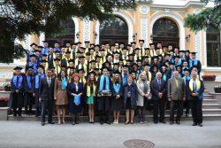 Curs festiv Facultatea de Zootehnie și Biotehnologii, 28 mai 2015