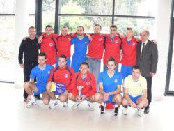 Inaugurarea Clubului Sportiv Agromonia