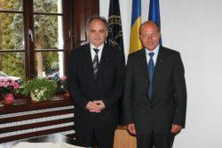 Vizita preşedintelui României Traian Basescu