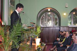 Deschiderea Anului universitar, 1 Octombrie 2012