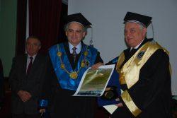 Doctor Honoris Causa - Academician Ion Păun Otiman