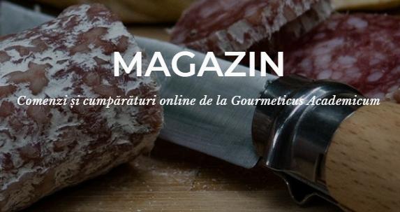cumparaturi online gourmeticus